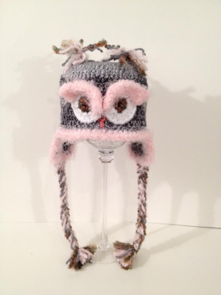 Emery's Owl Hat
