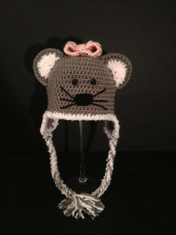 Ballerina Mouse Hat